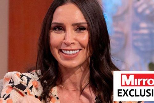 Christine Lampard opens up on daughter's adorable bond with new brother Freddie