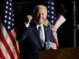 Can you cash in on a BIDEN BOUNCE as Democrat takes the reins