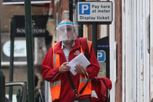 Postmen to deliver doorstep virus test kits to hit Operation Moonshot target