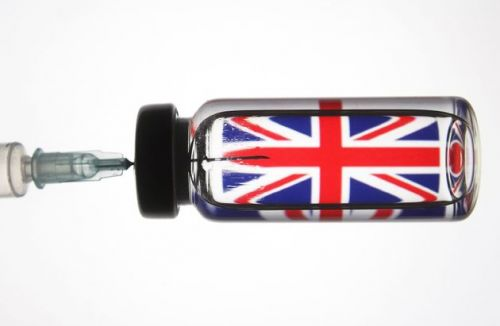 Exclusive: No.10 'Demanded UK Flag Be Printed On Oxford Vaccine Doses'