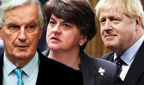 Brexit deal Where we are TODAY - details of Boris Johnson's deal rejected by DUP