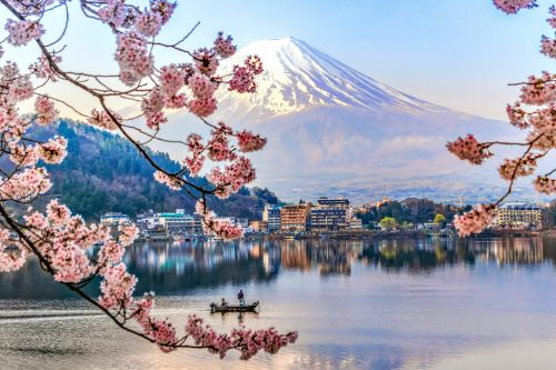 Japan wants to pay for part of your flights when it's safe to travel again