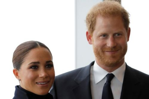 Prince Harry and Meghan Markle spotted on night out enjoying martinis at New York bar