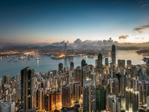 A property developer is building a $541 million 'Versailles-like' villa and complex in Hong Kong, while an ongoing housing crisis rocks the city