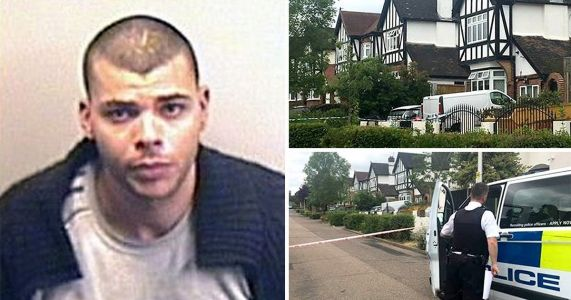 Second man arrested over shooting at house owned by Russell Kane