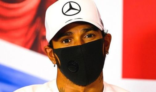 Lewis Hamilton urges parents to lead anti-racism fight as F1 star admits 'I'm not perfect'
