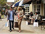Boost for fashionistas.Bicester Village bounces back to life