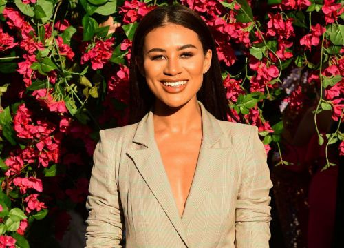 Love Island's Montana Brown follows Roxanne Pallett and walks off Celebrity Island after just three days