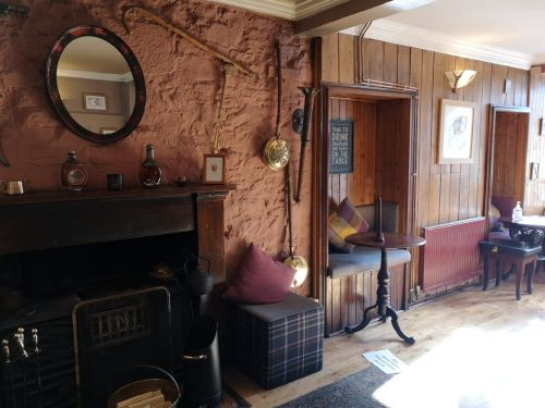 The Old Bakehouse, West Linton, Restaurant Review