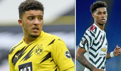 Jadon Sancho's anger at Manchester United after talking to Marcus Rashford about transfer