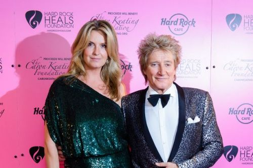 Penny Lancaster admits Rod Stewart was jealous during her Strictly stint