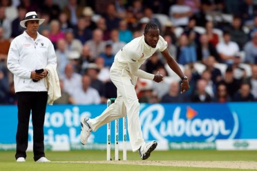 Jofra Archer compared to fast bowling legend after heroics in third Ashes Test