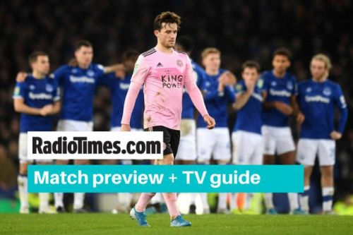 What channel is Everton v Leicester on? Kick off time, live stream and latest team news
