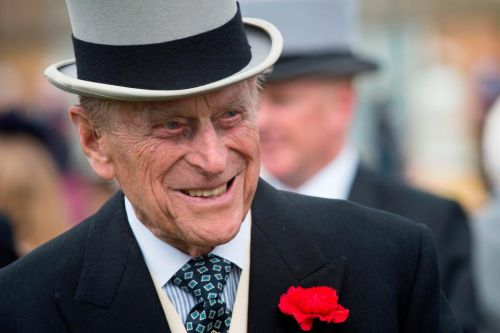Prince Philip WILL attend the Royal Wedding just weeks after hip op