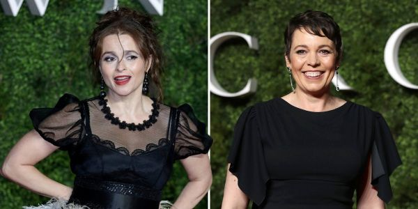 The Crown series 3 premiere: Olivia Colman and Helena Bonham Carter are positively regal