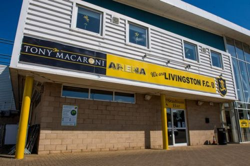 Thieves hunted after break-in at Livingston Football Club