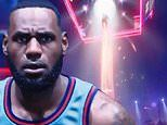 LeBron James reveals he's 'so excited' about Space Jam: A New Legacy. as he teases new footage