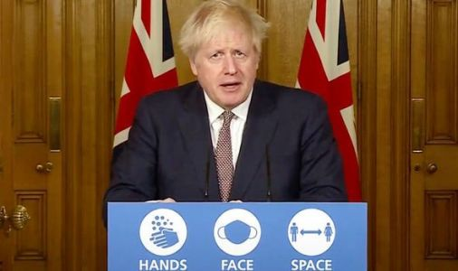 Boris Johnson warns UK faces a NEW lockdown in January. before we've even left this one