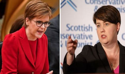 Sturgeon misses ALL education targets as Ruth Davidson warns of SNP distraction tactic