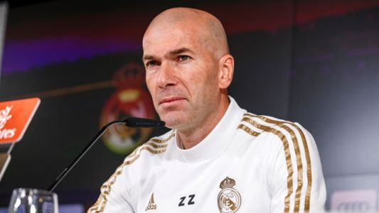 Zinedine Zidane's stance on Manchester United job revealed as he's placed on four-man shortlist