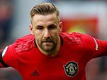 Luke Shaw eyeing spot in England squad for Euro 2020 after impressing for Manchester United