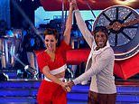 Strictly Come Dancing:Danny John-Jules andAmy Dowden score first TEN of the series