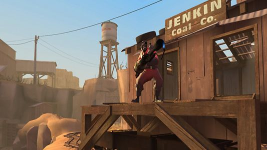 Team Fortress 2 update restricts voice messaging, makes it easier to mute and report players