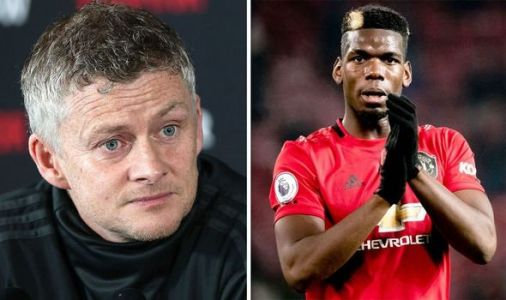 Man Utd boss Ole Gunnar Solskjaer unsure whether Paul Pogba will play for club again