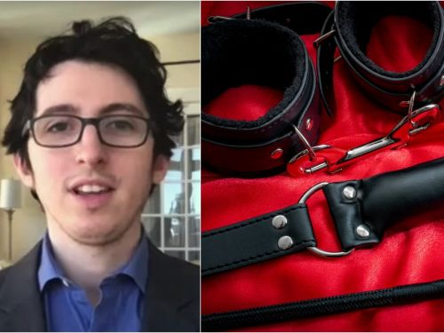 A leaked video of a Manhattan City Council candidate in a BDSM dungeon was flagged to the press by his campaign manager