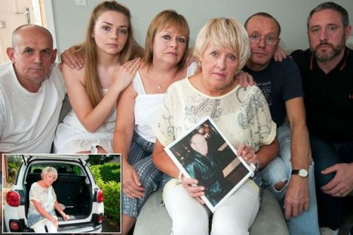 Callous thieves steal ashes of 91-year-old war hero from car boot while family were on holiday