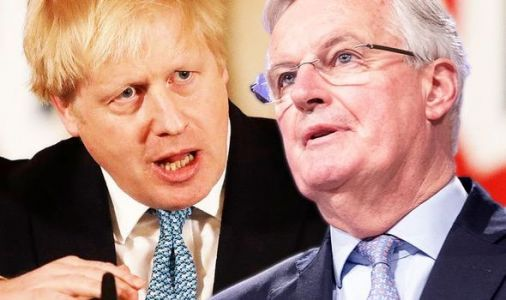 Brexit latest: What is happening with Brexit now? Barnier vs Frost in CRUNCH trade talks