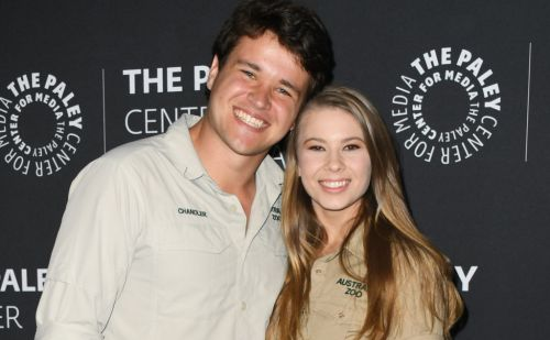 Bindi Irwin announces she is pregnant with first child, five months after wedding