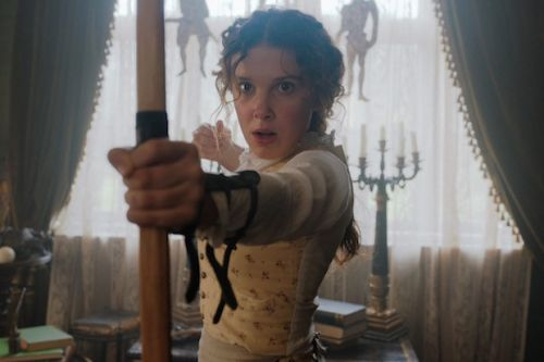When is Enola Holmes released on Netflix? Latest news on Millie Bobby Brown's Sherlock film