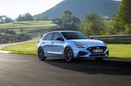 2021 Hyundai i30 N arrives with dual-clutch automatic option