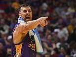 Aussie basketball legend Andrew Bogut takes to Twitter to make shock career announcement