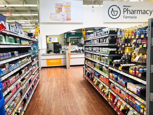 Walmart+ introduces a new benefit: Rx for less