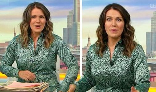 Susanna Reid stunned by GMB camera trick which leaves her looking 'enormous'