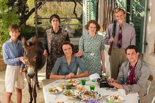 The Durrells to end after series four