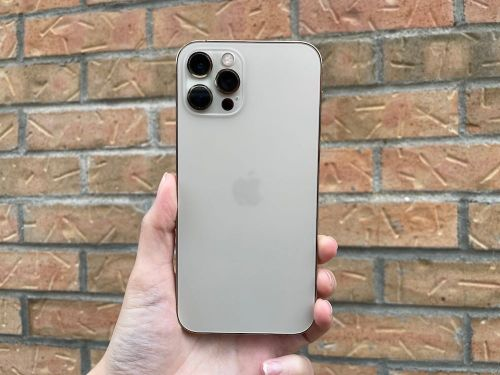Apple's iPhone 12 Pro is the new iPhone to get if you want an excellent camera without a gigantic screen
