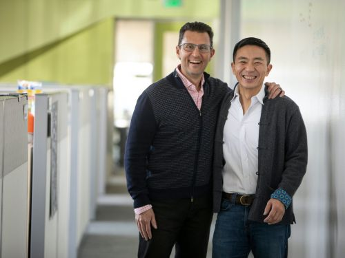 No one wanted to invest in Credit Karma when it launched at the height of the financial crisis. Now some early backers are celebrating their returns after it sold for $7.1 billion