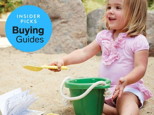 The best beach toys you can buy for kids of all ages