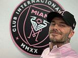 David Beckham's new Inter Miami side will mark their MLS debut with a trip to former club LA Galaxy