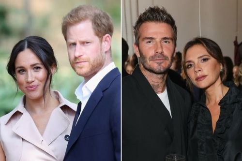 The Hollywood role models Meghan Markle and Prince Harry could emulate