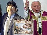 Diego Maradona's blast at John Paul II and the Vatican revealed
