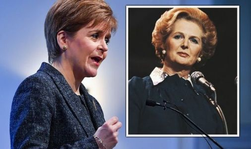 Nicola Sturgeon outrage: SNP leader criticised for 'stealing' lines from Margaret Thatcher