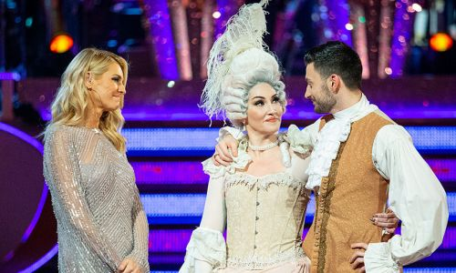 Strictly's Michelle Visage speaks out following surprising exit with Giovanni Pernice