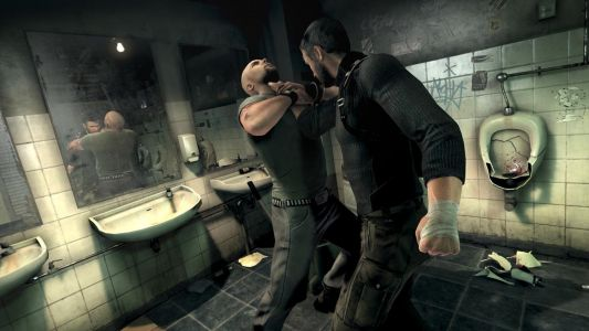 Sam Fisher killed a lot of people in Splinter Cell: Conviction, it turns out
