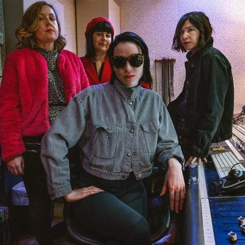 Sleater-Kinney reveal an album release date and new lyric video