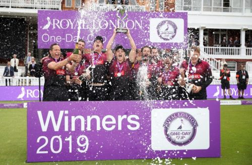 Captain Tom says Somerset are Abell to finally get their hands on the big prize