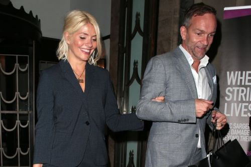 Holly Willoughby leaves cancer battle couple 'stunned' after diamond donation